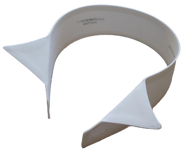 "Box of x6 Detachable Wing Collars 18/"""