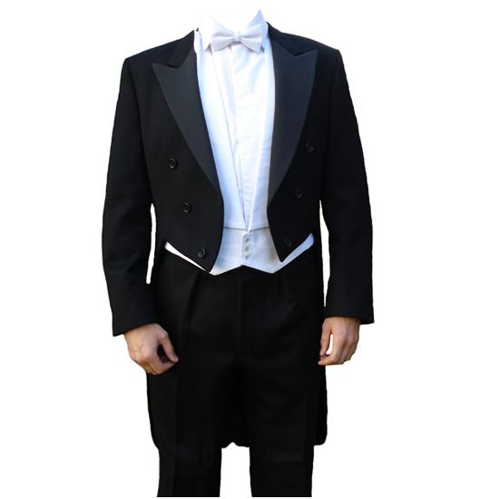 barathea white tie tailcoat 163175