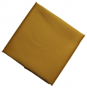 Antique Gold Pocket Square