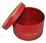 Christy Taller Top Hat Box