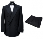 Double Breasted Dinner Suit