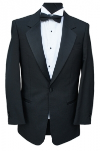 EX-HIRE Boys 1 Button Dinner Jacket