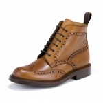 Loake - Bedale Tan Brogue Boots