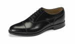 Loake Black Oxford Shoes - 200b