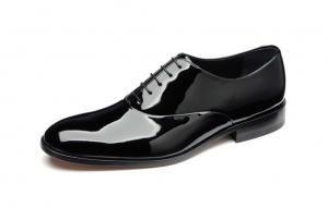Loake - Black Patent Leather Shoes