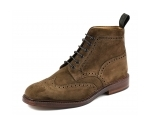 Loake Burford Brown Suede Boots (UK size 12.5)