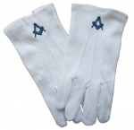 Masonic White Gloves