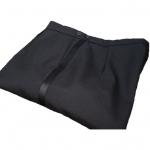 FOR HIRE - Poly Wool Black Dress Trousers