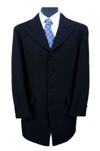 EX-HIRE 100% Herringbone Wool Prince Edward Jacket