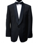 EX-HIRE Shawl Lapel Dinner Jacket