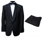 Shawl Lapel Dinner Suit