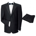 2 Button Single Breasted Dinner Suit