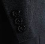 Finest Barathea Wool Single Breasted Dinner Suit, Shirt & Tie