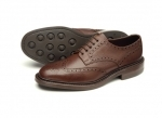 Loake Badminton Dark Brown (UK size 9)