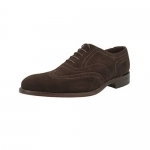 Loake Bailey Dark Brown Suede (UK size 9.5)