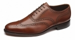 Loake Bailey Mahogany (UK size 9)