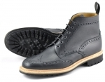 Loake Fisher Black Boots (UK size 11)