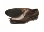 Loake Naylor Dark Brown (UK size 9)