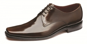 Loake Ridley Dark Brown (UK size 10)